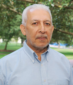 photo of Reza Saadein